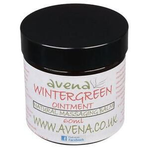 Avena Wintergreen Ointment - For Weathered Hands & Feet, Medicinally Minty Aroma