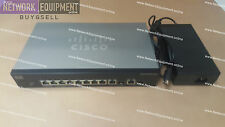 ✅ Cisco SG300-10MP-K9 PoE Gigabit Small Business managed switch ✅