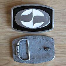 Split belt buckle (choice colors)