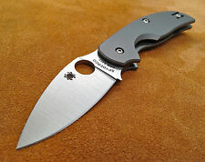Spyderco Sage 2 C123TIP  Titanium Handle w/S30V Steel Blade New in Box