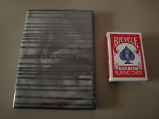 Edge By Mathieu Bich With Dvd & Gimmicked Bicycle Deck Magic Card Tricks
