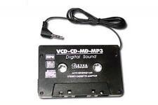 Adaptateur voiture Cassette K7 pour lecteur MP3/CD Téléphone ++