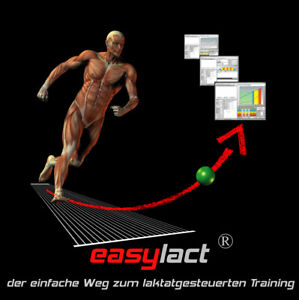 Easylact Expert Pro Analysesoftware To Evaluation From Lactate Stufentests