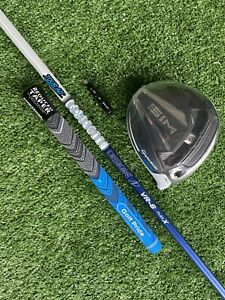 TaylorMade Sim Driver Combo Choose Loft And Any Graphite Design Shaft Tour AD