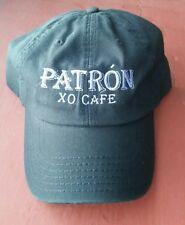 PATRON XO CAFE LIQUOR LOGO Strap Back Hat Cap