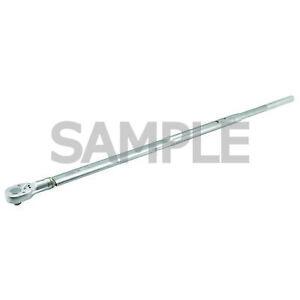 "TONE 1"" sq.dr Preset Torque Wrench 200-1500N.m 1844mm T8L1500N Japan"