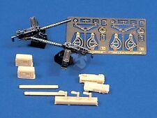 Verlinden 1/35 M1919 Browning .30 Caliber Machine Gun (2 guns) [Resin + PE] 371