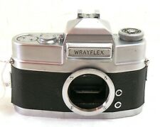 Wray Wrayflex II 2 camera body, made in England EXC #36975