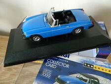 Vanguards Corgi VA13004 MGB Pageant Blue