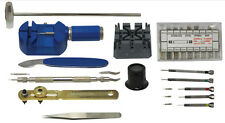 Set of 19 Watch Back Opener Repair Kit Band Pin Strap Link Remover Jewelry Tool