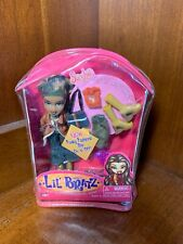 Lil Bratz brats Doll Playset Sasha New funky fashions new in the package