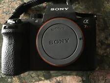 Sony Alpha a7R II 42.4MP Digital Camera Body Only!