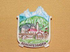 VINTAGE GERMAN GERMANY PLASTIC BERCHTESGADEN PIN