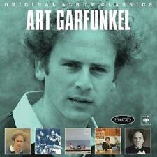 "ART GARFUNKEL ""ORIGINAL ALBUM CLASSICS"" 5 CD NEW+"