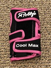 ROBBY'S Wrist Positioner COOL MAX RIGHT HAND PETITE/XS PINK & BLACK