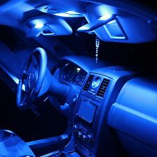 VW Golf 3 Touring Limousine Cabrio - 2 LED SMD - Blau - Innenraumbeleuchtung Set