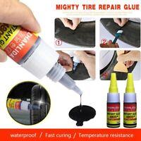 Colla di riparazione di pneumatici Patch Sealer Patch Puncture Sealant Glu