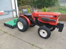 More details for yanmar ym169d compact tractor,diesel ride on tractor mower,lawn garden tractor