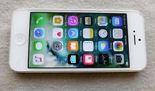 Apple iPhone 5 16GB White/Silver ATT A1428 GSM