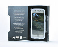LifeProof FRE Water Dust Proof Hard Case for Samsung Galaxy S6 Black White NEW