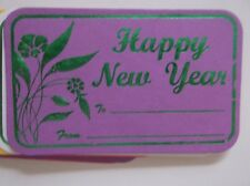 GREETING with happy new year CARDS  16 ct