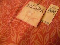 "Tommy Bahama Women's4, 100% Silk, Floral ""Kimono Pant""  NWT"