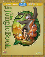 The Jungle Book (Two-Disc Diamond Editio Blu-ray