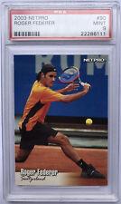2003 NETPRO Roger Federer RC #90 graded PSA 9 MINT GOAT!
