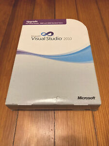 Microsoft Visual Studio Professional 2010 Full Version