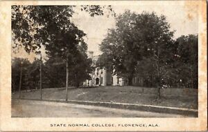State Normal College, Florence AL c1908 Vintage Postcard V31