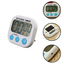 Grande LCD Digital Kitchen Cooking Timer Count-Down Up Horloge alarme magnétique outils