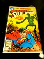 SUPERMAN #1 FIRST ISSUE (1987) DC COMICS BAGGED BOARDED~