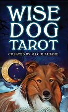 DOG WISE TAROT GUIDANCE CARDS DECK BOOKLET CREATED BY MJ CULLINANE CAT ResQ