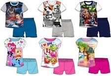 Pyjamas 3 ans pour garçon de 2 à 16 ans