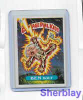 2012 Topps Garbage Pail Kids Series 1 Cards 4b Smoothed Sally Ebay