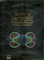 Bijoux et reliures - Artistes du XXe siècle  - Bibliothèque des arts 1992