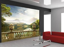 Nice Mountain Landscape Wall Mural Photo Wallpaper GIANT DECOR Paper Poster