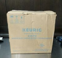 Keurig K-Elite Single Serve K-Cup Pod Coffee Maker. Brushed Slate
