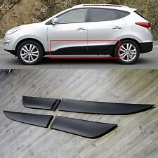 OEM Genuine Parts Side Door Garnish Molding 4Pcs For HYUNDAI 2010-2013 Tucson ix
