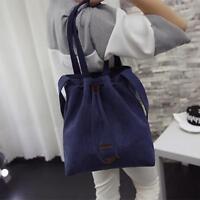 Womens Canvas Handbag Shoulder Bags Tote Purse Travel Large Messenger Hobo Bag