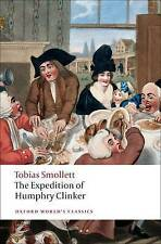 The Expedition of Humphry Clinker (Oxford World's Classics), By Smollett, Tobias