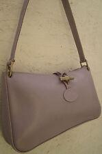 - Authentique   sac à main LONGCHAMP cuir   TBEG  bag vintage