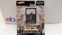 '67 Austin Mini Van - Led Zeppelin - Hot Wheels Premium REAL RIDERS (2020)