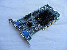 MATROX G450 16 MB G45-MDVA16D / OEM VGA SCHEDA VIDEO