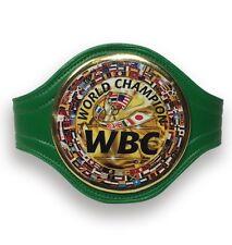 WBC Boxing Championship Replica Toy Belt Cleto Reyes Grant Zepol