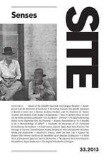Site 33 : Senses (2013, Paperback)