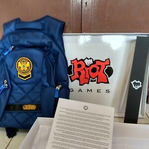League of Legends Challenger Backpack S8 2018 Exclusive Bag Reward