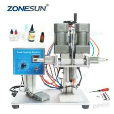More details for zonesun small desktop bottle capping machine for bottle lids & caps