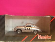 DETAIL CARS SUPERBE PORSCHE 356 A 1000 MIGLIA 1/43 NEUF BOITE F9