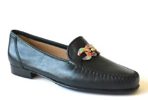 HB Shoes Style 523 Navy